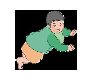 0歳児イラスト